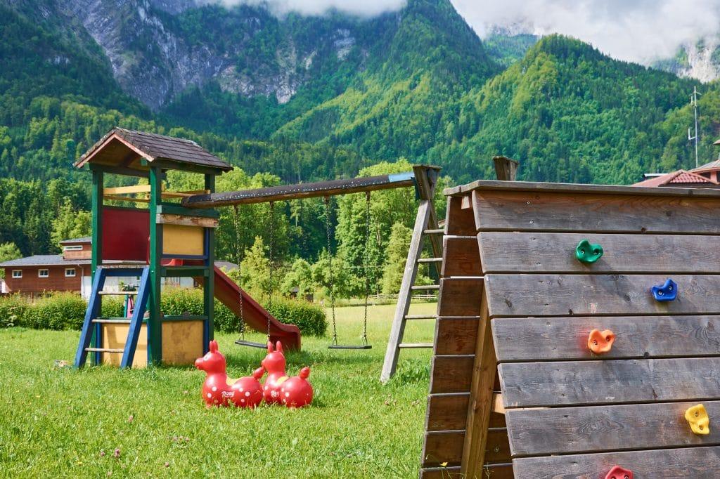 gasthof, landgasthof, lammerklause, spielplatz, scheffau am tennengebirge, golling